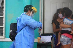 Hasta el 30 de agosto, en Antón habían 257 casos acumulados de la COVID-19 y 45 casos activos. De esta cifra, El Valle de Antón tiene 64 casos acumulados y 26 casos activos.