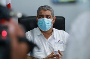 El ministro de Salud, Luis Francisco Sucre, se refirió a lo acontecido en el restaurante La Fragata.