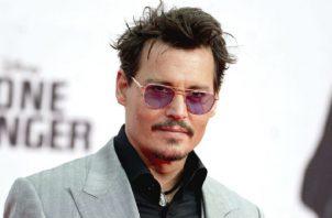 Johnny Depp. ARCHIVO