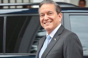 El presidente Luarentino Cortizo constantemente ha amenazado con destituir a los funcionarios que no cumplan su deber.