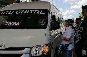 Se anunció que habrá operativos para verificar el cumplimiento de la medida. Fotos: Thays Domínguez.