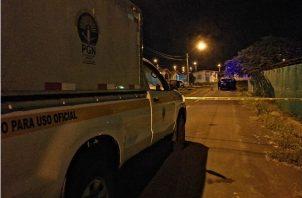 Durante esta semana se han registrado cuatro homicidios en la provincia de Panamá Oeste. Foto: Eric A. Montenegro.