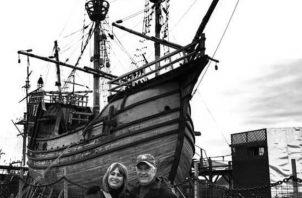 Al abordar el Nao Victoria nos percatamos del gran coraje y pericias de los marinos de la época en jugar sus vidas en tan frágil embarcación. Foto: Cortesía del autor.