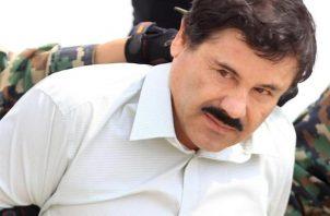 """Los abogados de Joaquín """"El Chapo"""" Guzmán, ya intentaron sin éxito el año pasado que se repitiera el proceso enarbolando este último argumento. FOTO/EFE"""