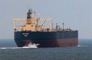 La AMP se encuentra en continua comunicación con los armadores de la nave y las autoridades locales.