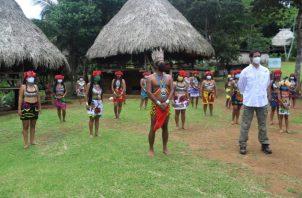 Eskildsen vio positivamente la preparación de la comunidad, como apto para la práctica del turismo con distanciamiento al aire libre.