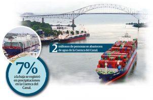 El uso del agua del río Bayano y la desalinización del agua de mar en el Atlántico son algunas alternativas que se plantearon en su momento.