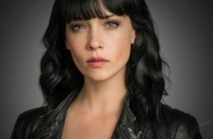 Carolina Miranda como Vicenta Acero. Instagram