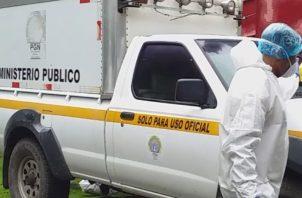 La víctima fue identificada como Guillermo Quintero Chavarría.