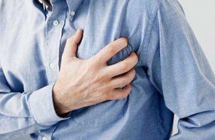 La disnea (falta de aire) y fatiga, pueden ser síntomas. Foto: Ilustrativa / Pixabay