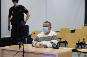 La resolución considera a Montano autor de cinco delitos de asesinato de carácter terrorista, por los cuales le impone una pena de 133 años de prisión, cuatro meses y cinco días.