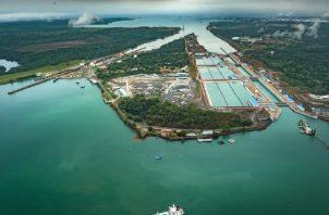 Canal de Panamá Ampliado, esclusa de Cocolí. Foto: cortesía de la ACP.