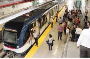 El Metro funcionará de lunes a viernes hasta las 10 de la noche y los sábados hasta las 8 de la noche.
