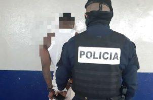 La mayoría de los arrestos fueron en Altos de Los Lagos, Villa del Caribe, La Feria y Cativá. Fotos: Diómedes Sánchez S.