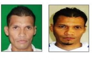 """Orlando Humberto Ríos, alias """"Macarrón"""", tiene 44 años."""