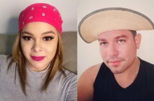 Margarita Henríquez y Jorge Luis Bustavino. Foto: Instagram