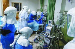 Clasifiquen a los pacientes al ingresar a la UCI. Pixabay