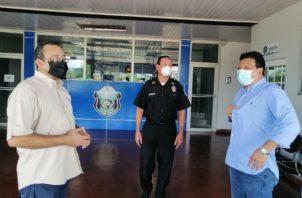 Las autoridades anunciaron que se actuó de forma inmediata para evitar que el brote se haga más grande. Foto: Thays Domínguez.