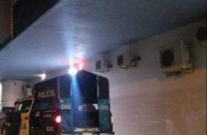 Los heridos fueron auxiliados y llevados a los centros de urgencias de la ciudad de Colón y en el área de los Cuatro Altos.