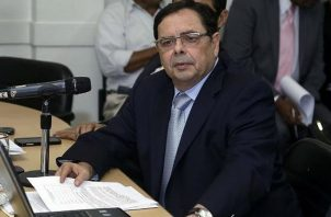 Luis Cucalón, exdirector de la DGI, está detenido en el Centro Penitenciario El Renacer desde el año 2014. Archivo.