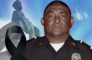 El capitán post mortem Marvin Flores murió por causa del coronavirus.