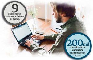 El Gobierno Nacional reglamentó la Ley 126 del 28 de febrero de 2020, que crea el Teletrabajo en Panamá.