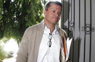 West Valdés es investigado dentro del caso Finnancial Pacific.