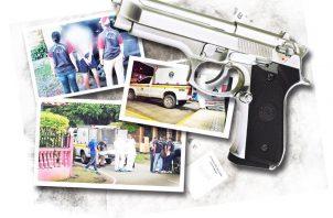 En Panamá Oeste los asesinatos se habían incrementado en un 140%.