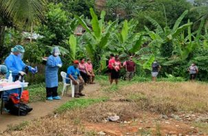 En Bocas del Toro hay más de 3 mil casos acumulados.