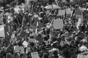 Estamos en la necesidad de plantearnos las acciones que debemos tomar para recuperar el rumbo de nuestra nación y encaminarla hacia el futuro próspero que el destino le ha otorgado. Foto: Archivo. Epasa.
