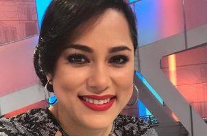 Delia Muñoz alertó a sus seguidores de la situación en Twitter. Foto: Instagram