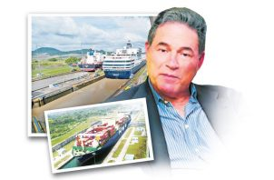 Aristides Royo, actual ministro de Asuntos para el Canal.