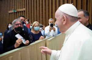 En su visita a Italia el 29 y 30 de septiembre Pompeo intervendrá en la Embajada de los Estados Unidos en el simposio organizado por la Santa Sede sobre el avance y la defensa de la libertad religiosa a través de la diplomacia, previsto para el 30 de septiembre. FOTO/EFE