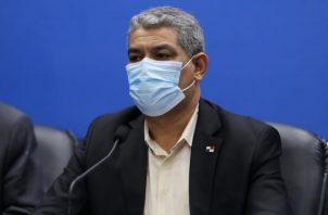 Ministro de Salud, Luis Francisco Sucre