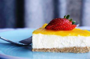 El 'cheesecake' es uno de los postres más consumidos. Foto: Ilustrativa / Pixabay