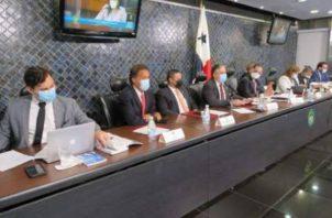 Los diputados de la Comisión de Credenciales decidieron no admitir las denuncias contra Laurentino Cortizo.