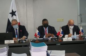 En el marco del desarrollo de las vistas presupuestarias, en la Comisión de Presupuesto, el director de esta entidad Manuel Araúz Rivera, sustentó su vigencia fiscal 2021, por 106.0 millones de dólares.