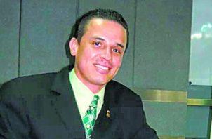 Ismael Pittí, nombrado por Varela en la OEA. Archivo