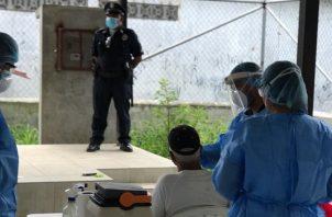 Hay 21.287 casos activos de coronavirus en Panamá. Foto cortesía Minsa