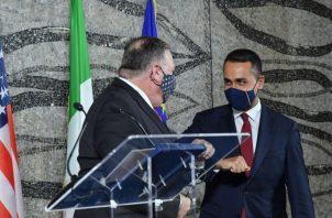 Italia es uno de los pocos países europeos que no se sumó al reconocimiento de Guaidó como presidente encargado de Venezuela. EFE