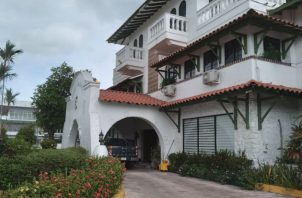 El hotel hospital dio acogida a pacientes de Chiriquí, Coclé, Veraguas, Bocas y la provincia de Panamá. EFE.