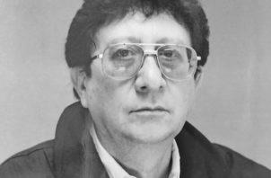 Jaime García Saucedo (q.e.p.d), además de comunicador social, se destacó como critico de cine, de teatro y literatura. Foto: Cortesía del autor.