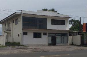 El abogado falleció en el hotel Galicia ubicado en la ciudad de David. Foto: José Vásquez.