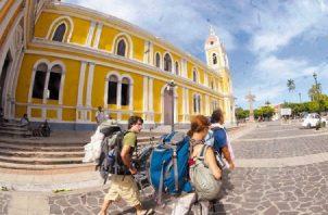 Nicaragua busca atraer turistas. EFE