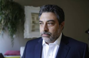 Rodrigo Tacla Durán, exasesor financiero de la empresa Odebrecht, quien ahora adopta una postura cuestionable. Infoabe