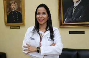Mairim A. Solís Tejada. Cortesía/Senacyt