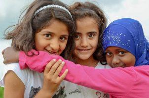 Los niños migrantes y refugiados se enfrentan a varios flagelos. Foto: Ilustrativa / Pixabay