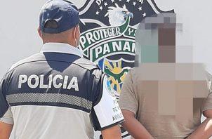 Un centenar de detenidos entre en los dos primeros días de octubre. Foto:Policía Nacional