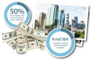 En enero pasado se aprobaron 33 mil 438 préstamos nuevos.