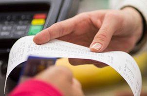 Las facturas ayudan a evitar la evasión de impuestos.